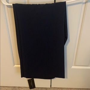 Antonio Melani Navy suit trousers sz. 6 NWT